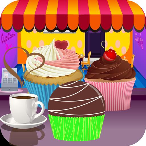 Coffee Shop Make and Bake Cooks Land Kindle