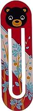 Wild Republic North American Wood Bookmark, Multi Color