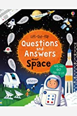 Lift-the-Flap Questions and Answers About Space (Lift-the-Flap Questions & Answers) Board book