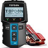 TOPDON BT100 12V auto-accutester, 100-2000 CCA auto-accu-tester laadsysteem analysator professioneel voor personenauto's, vra