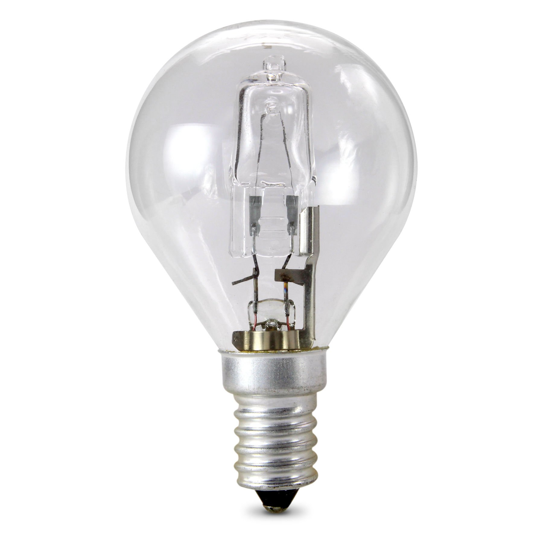 5 x Opus 42w = 60w GLS BC B22 Bayonet Cap Long Life Clear Eco Halogen Light Bulb