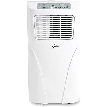 Suntec Wellness 12617 Klimatronic Impuls 2.6+ Climatiseur mobile/refroidissement/déshumidification max  volume 80 m³ 9000 BTU/h