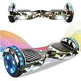 """Windway Hoverboard - 6.5 """"- Bluetooth-högtalare - Självbalans Elektrisk Skateboard Med Stark Dubbelmotor - 700W Motor - Tvåhj"""