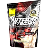 MuscleTech Performance Series Nitrotech - 1 lbs (454 g) (Vanilla)