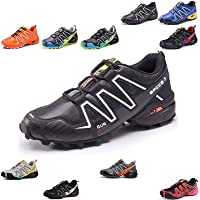 MIAOML Scarpe Trail Running Uomo Impermeabile Scarpe Trekking Uomo Corsa Scarpe da Ginnastica Leggero Tennis Sportiva…