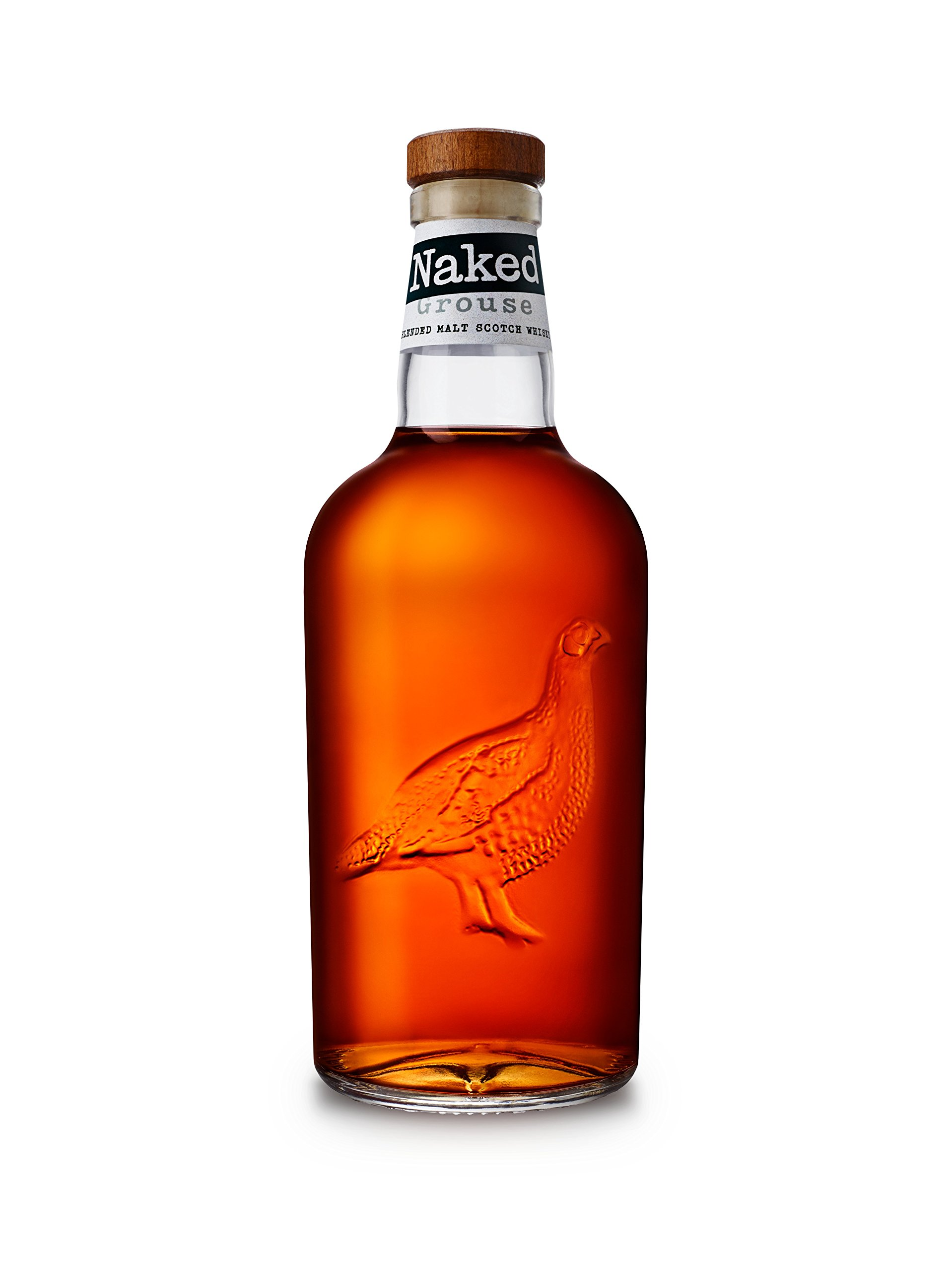 Naked Grouse Blended Malt Scotch Whisky, 70 cl