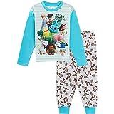 Disney Toy Story 4 Pijama unisex para niños y niñas, longitud completa