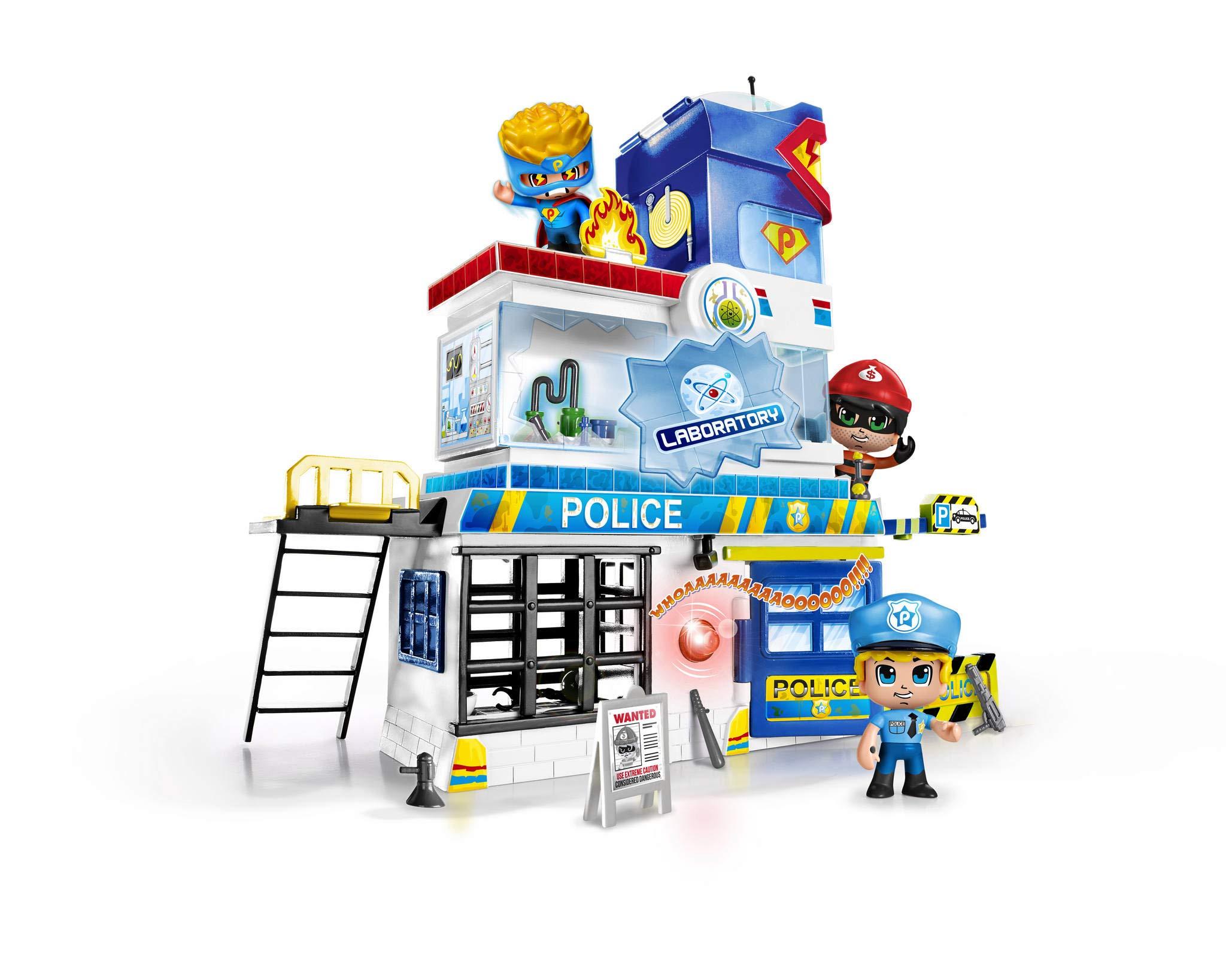 Pinypon Trampas En La Comisaría, (Famosa 700014493)