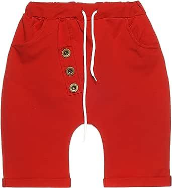 Kinder Jungen Shorts kurze Hose Kinder Freizeit Shorts Sommerhose Gr.116-158