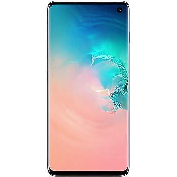 Samsung Galaxy S10 - Smartphone portable débloqué 4G (Ecran : 6,1 pouces - 512 Go - Double Nano-SIM - Android) - Blanc - Version Française