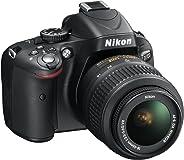 Nikon D5100 Digital SLR Camera with 18-55mm VR Lens Kit (16.2MP) 3 inch LCD (Renewed)