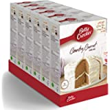 Betty Crocker Country Carrot Cake Mix 425g (Pack of 6)