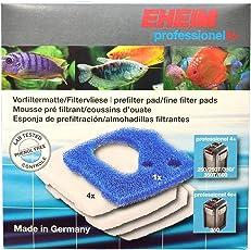 Eheim 2617710 Filtermatte + Filtervlies für Prof 4+ (2271/73/75), Prof 4e+ (2274)