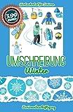 Umschreibung Winter: Seniorenbeschäftigung - Rätsel (Wortsuchrätsel für Senioren, Band 2)