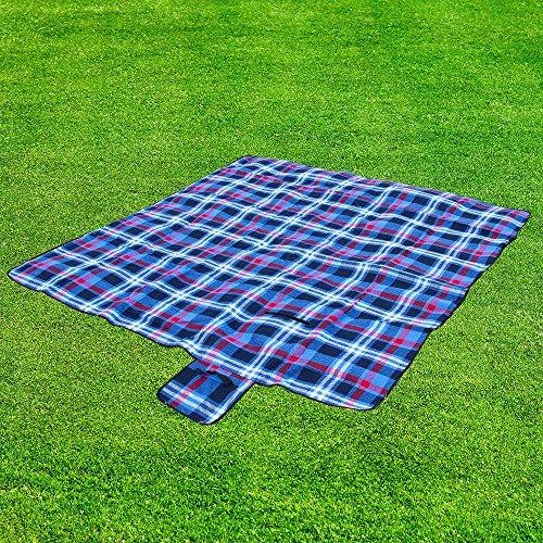 Camping & Outdoor Isomatten & Matratzen Picknickdecke Xxl Campingdecke Reisedecke Stranddecke Picknick Matte Isoliert