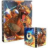 Esportic Verzamelalbum, verzamelkaartenalbum, kaartenalbum, kaartenhouder, map boek GX EX Trainer verzamelkaartalbums, speelk