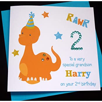 Brother/'s 1st 2nd /& 3rd birthday card with badge.