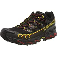 LA SPORTIVA Ultra Raptor GTX Black/Yellow, Chaussures de Trail Homme