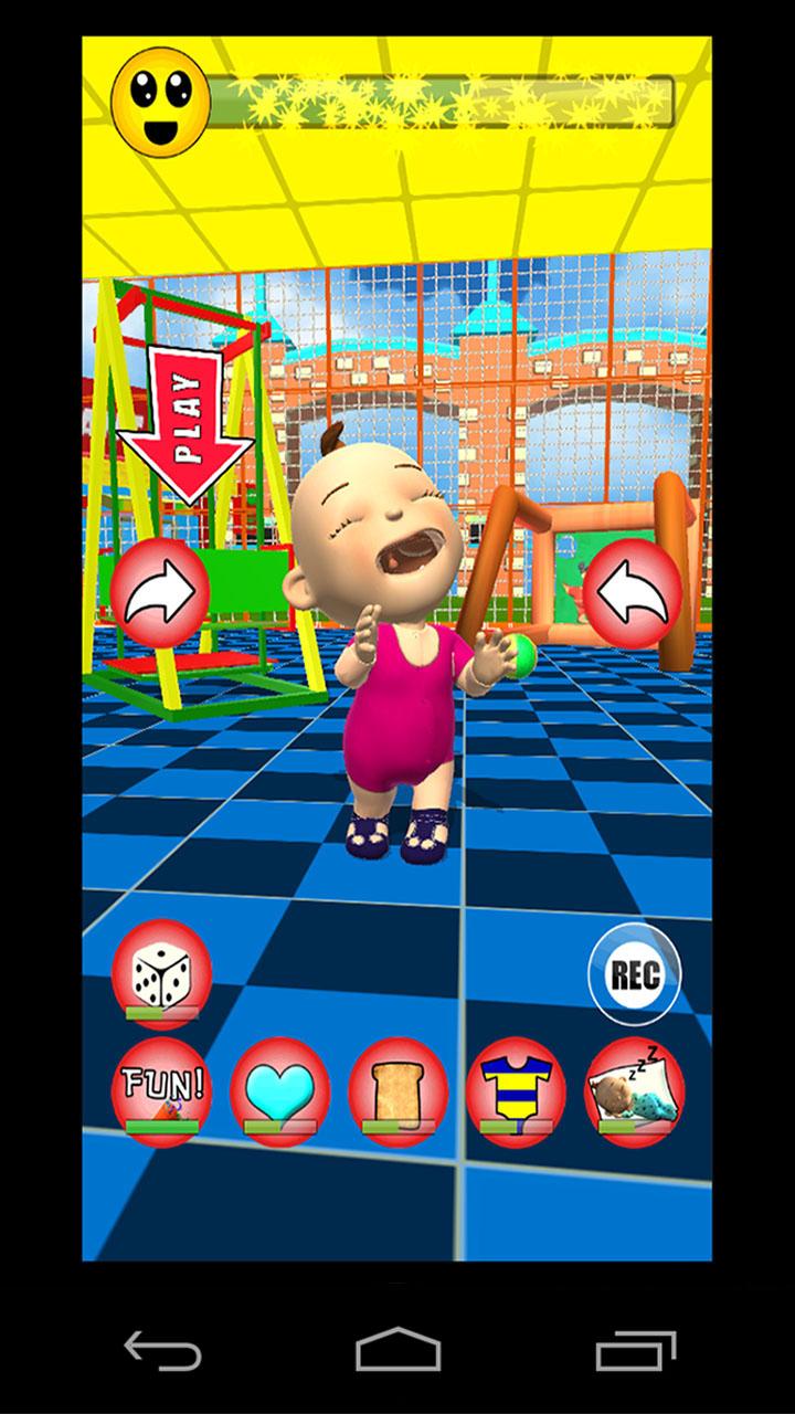 Zoom IMG-2 baby babsy playground fun 2