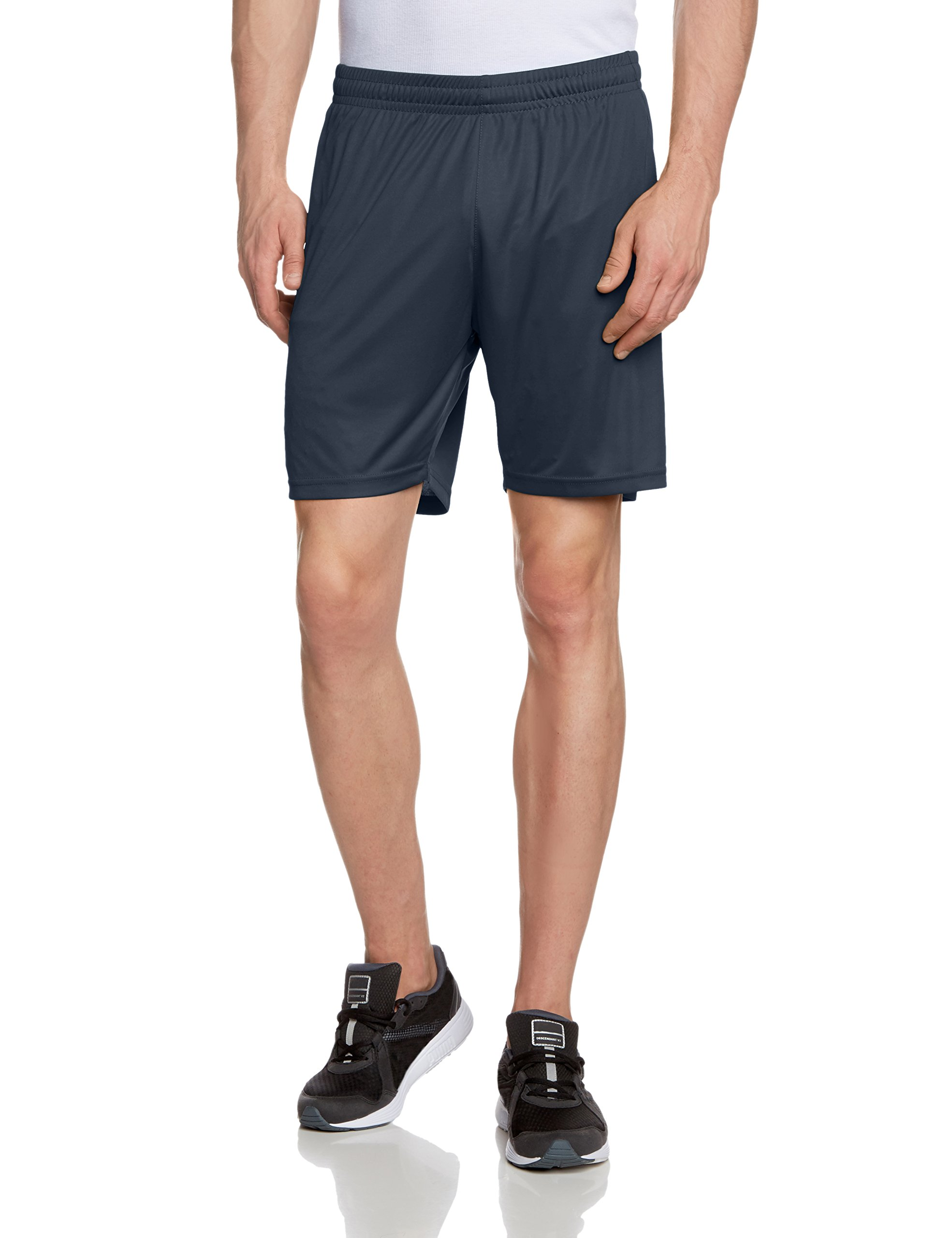 erima, Pantaloni corti Uomo Rio 2.0 con mutanda interna, Blu (new navy), XL