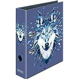 Segregator maX.file A4, 8 cm, Wild Animals Wolf