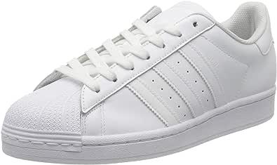 Adidas SUPERSTAR, Scarpe da ginnastica Uomo, Ftwr White/Ftwr White/Ftwr White