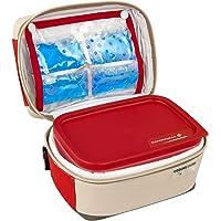 Campingaz Glacière Souple Déjeuner Isotherme avec Boîte et Accumulateur de Froid