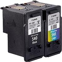 Canon PG-540/CL-541 Cartouche Multipack Noire + Couleur (Multipack plastique)