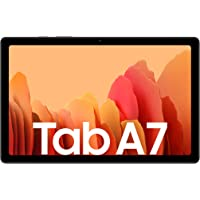 Samsung Galaxy Tab A7, Android Tablet, WiFi, 7.040 mAh Akku, 10,4 Zoll TFT Display, vier Lautsprecher, 32 GB/3 GB RAM…