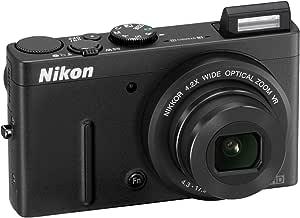 Nikon Coolpix P310 Digitalkamera 3 Zoll Schwarz Kamera