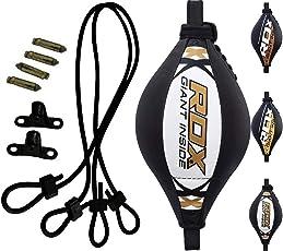 RDX Doppelter Endgeschwindigkeits-Ball Boxen Boxbirne Set Drehwirbel SpeedBall Punchingbälle