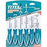 Total Tools 6 Pieces Screwdriver Set Tht250606