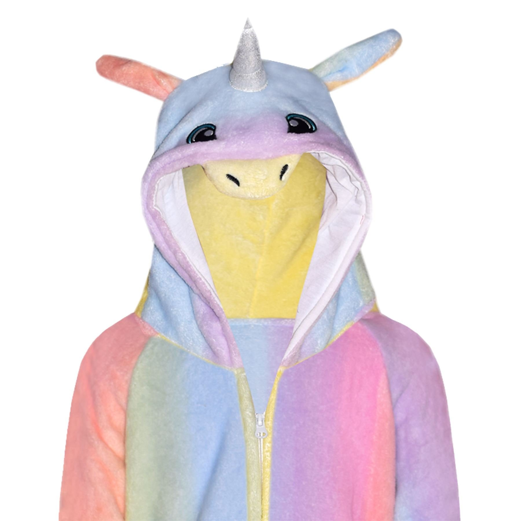 A2Z-4-Kids-Kids-Girls-Boys-Onesie-Extra-Soft-Fluffy-Unicorn-All-in-One-Rainbow-7-8-Years