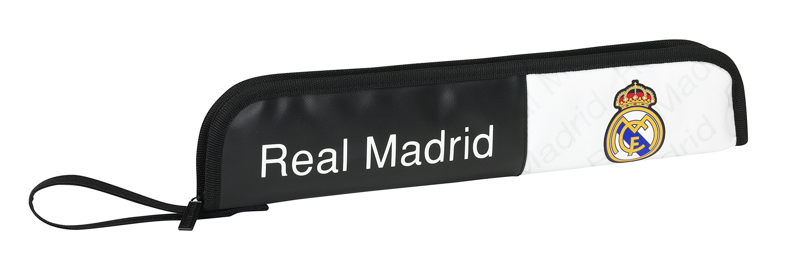 Real Madrid Portaflautas (SAFTA 811557284), Multicolor, 37 cm