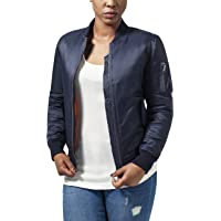 Urban Classics Ladies Basic Bomber Jacket Giacca Donna
