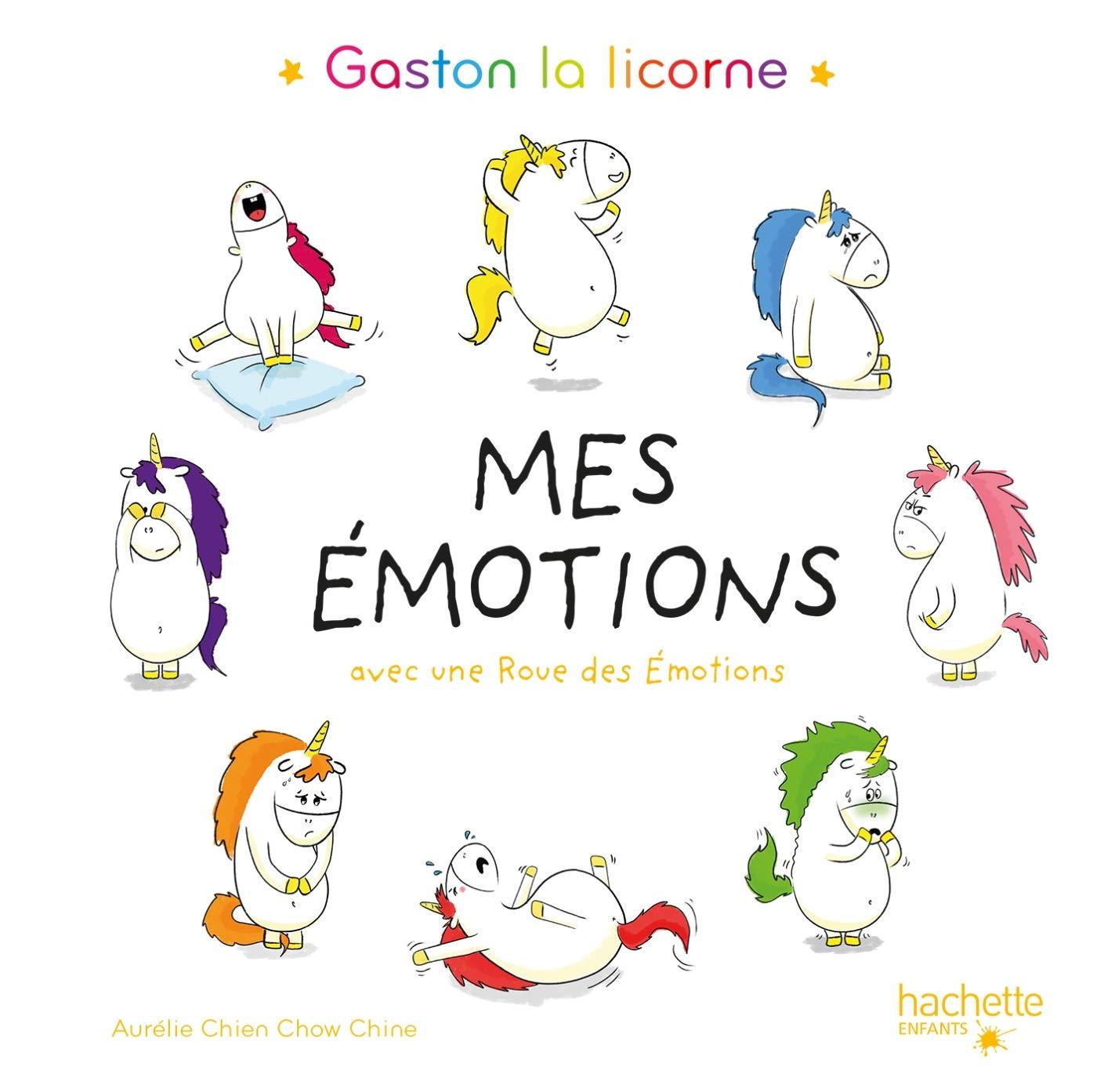 Mes émotions por Aurélie Chien Chow Chine