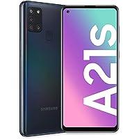 Samsung A21 Galaxy A21s 4G 32GB Dual-SIM Schwarz EU