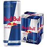 Red Bull Energy Drink, 250 ml (4 pack)