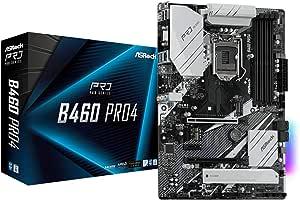 Asrock B460 Pro4 Unterstützt Intel Core Der 10 Computer Zubehör