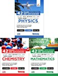 42 Years JEE Advanced + 18 yrs JEE Main Topic-wise Solved Paper Physics, Chemistry & Mathematics 15th Edition