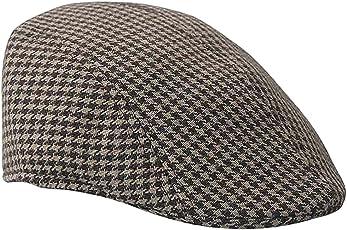 Phenovo Men Women Fashionable Cotton Peak Flat Beret Style Golf Hat Cap Coffee+ Khaki