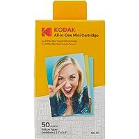 Kodak Mini 2 Photo Printer Cartridge MC All-in-One Paper and Color Ink Cartridge Refill - Compatible with Mini Shot…