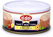 Al Alali Fancy Meat Tuna In Sunflower Oil, 170 g