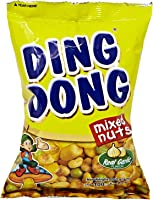 Dingdong Real Garlic Super Mixed Nuts - 100 gm