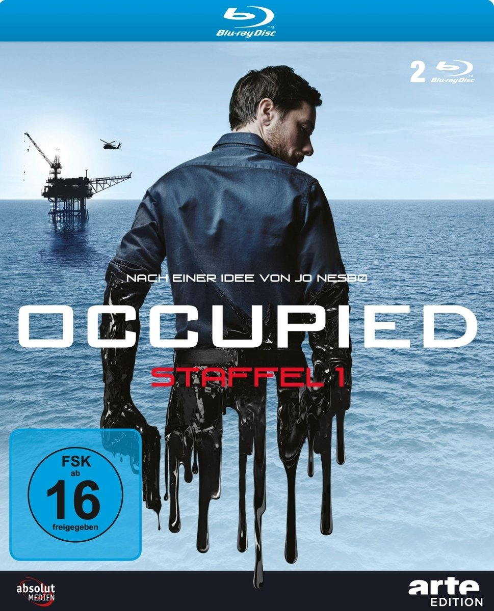 Occupied-Staffel 1 (Blu-Ray) [Edizione: Germania]