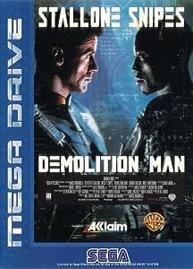 Demolition Man [Megadrive FR]