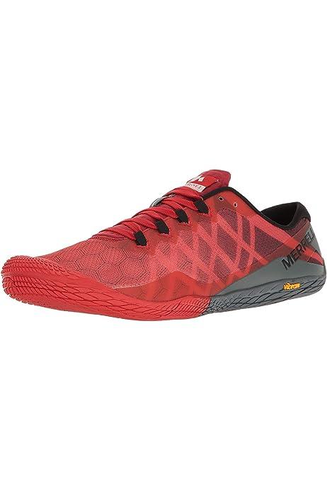 Merrell Vapor Glove 3 - Zapatillas de Running para Hombre, Color Negro, Talla 47 EU: Amazon.es: Zapatos y complementos