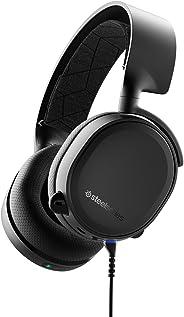 SteelSeries Arctis 3 Bluetooth Gaming Kulaklık - Nintendo Switch, PC, PlayStation 4, Xbox One, VR, Android ve iOS Uyumlu - S