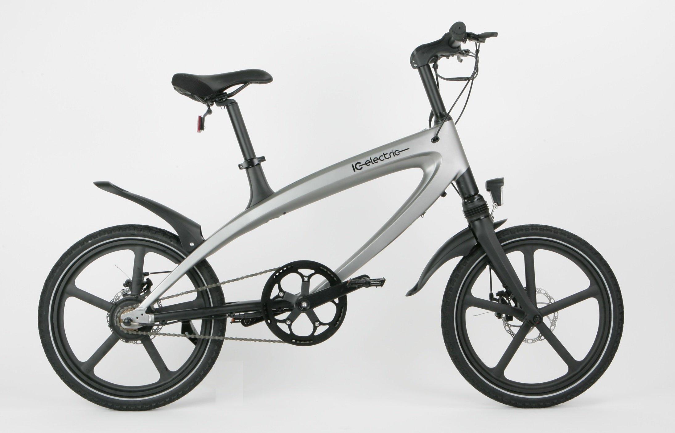 Bicicleta eléctrica Alfa de IC Electric