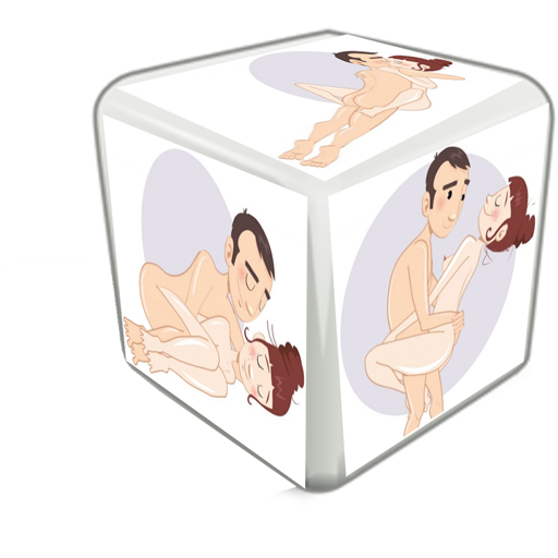Sex position dice app